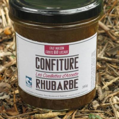 confiture-rhubarbe-350g